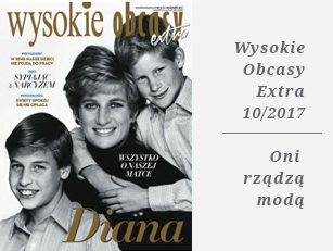 Wysokie Obcasy Extra 09/2017/Sirène